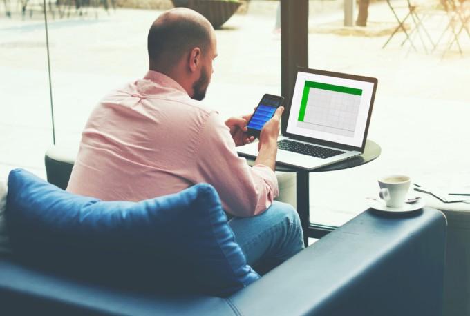 Online banking ondernemers