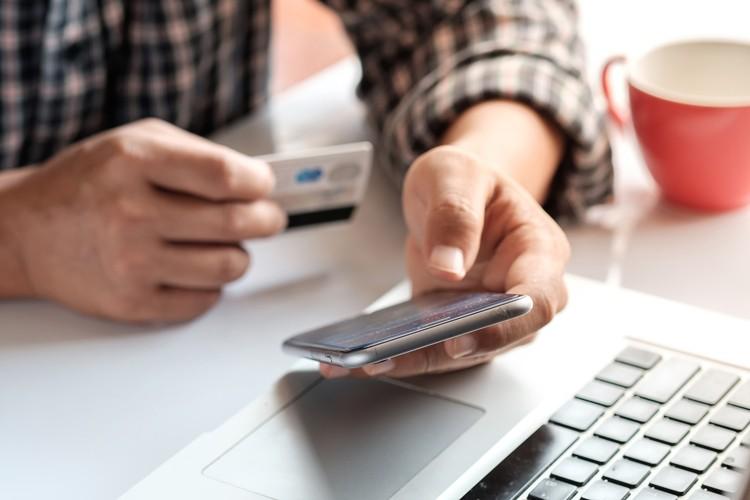Visa credit card silver flex