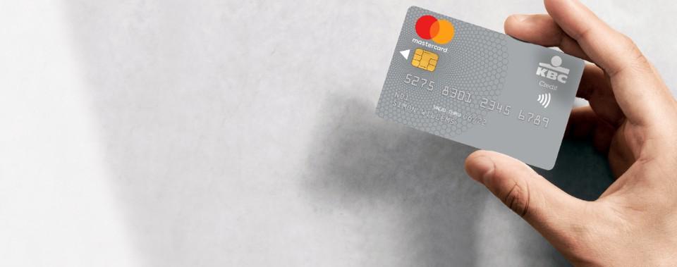 Uitgesteld betalen met een kredietkaart