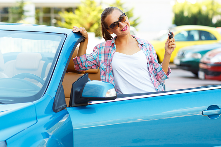 Check out our special car insurance just for young drivers.