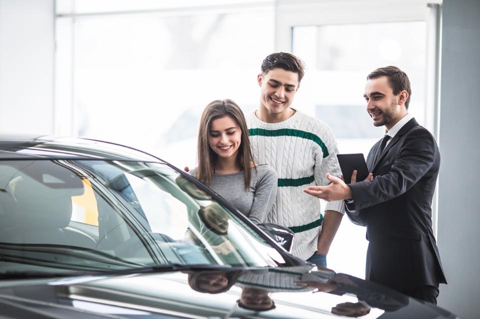 Een private lease auto kiezen
